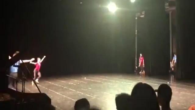 北京舞蹈学院校园照片