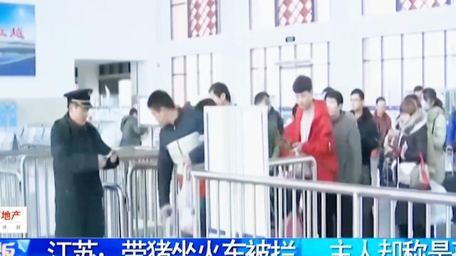 """网上一组""""二师兄坐火车回家过年""""的照片引起热... _手机搜狐网"""