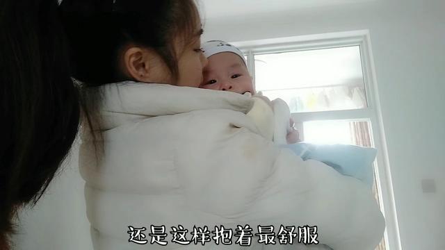 婴儿哭抱他的正确方法