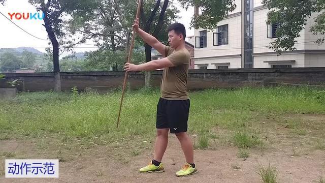 北京打花棍视频慢动作教学