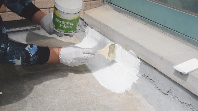 楼顶永久不漏水修补