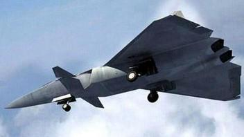 中国骄傲: 第六代战机火龙正快马加鞭研制, 战斗力爆棚!_东方头条