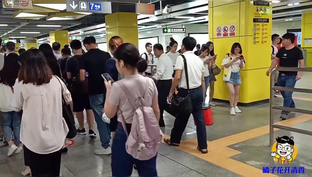 【走在深圳】福民地铁站,福田水围村_哔哩哔哩 (゜... -bilibili