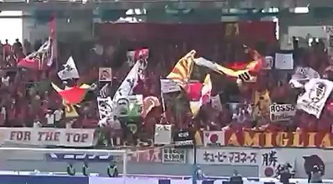 日职 名古屋鲸vs大阪钢巴 名古屋能否止颓