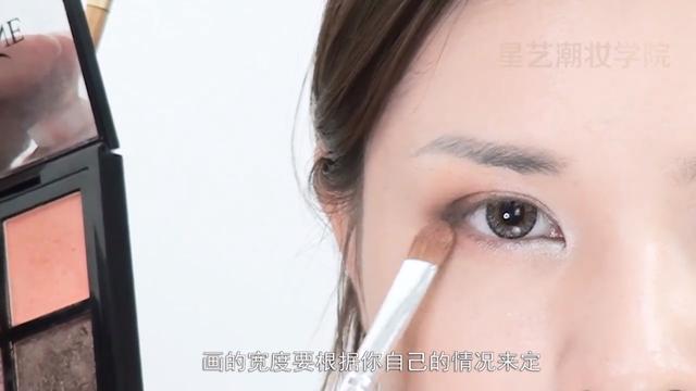 如何化好精致眼妆?新手零基础化妆视频教程,新手怎么化眼影?