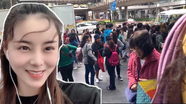 人来人往的街头,雪花纷飞的城市,欢迎来陕西关中渭南过年