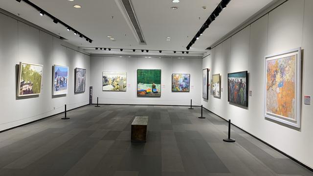 寻找那一片色彩--大芬油画村/大芬美术馆,旅游攻略 - 马蜂窝