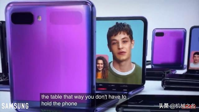 三星手机调侃iPhone创意广告