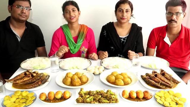 """印度最火的""""5种美食"""",忽略卫生情况,全都很好吃"""