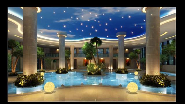 北京华尔道夫酒店图片