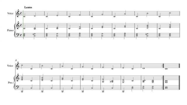 法国视唱 1A,钢琴伴奏谱 - 1A-010 piano!