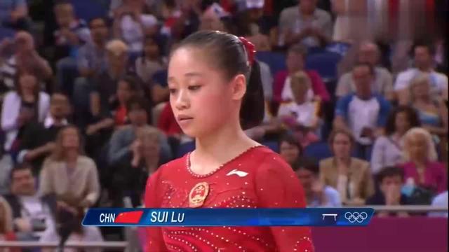 体操回顾-女子平衡木决赛,中国金花表现惊艳,霸气包揽金银牌!