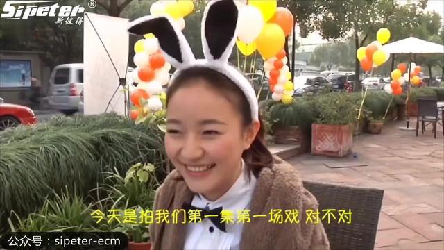 遇见王沥川:幕后花絮 片花之第一场戏真的好重要哦!