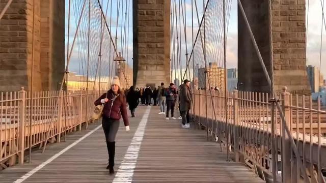 布鲁克林大桥图纸