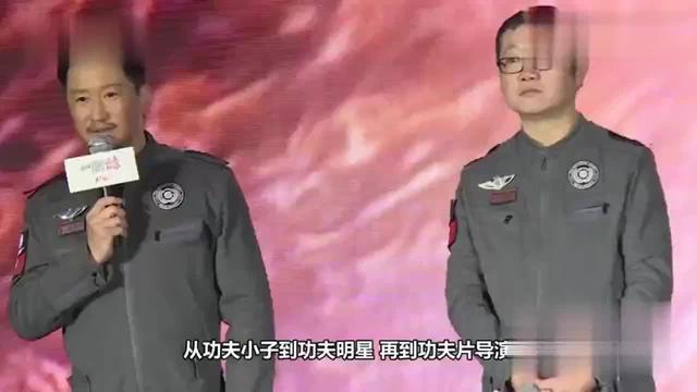 吴京战狼2受伤