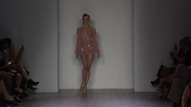 巴黎纽约时装周,精彩模特走秀表演,不可言语的精彩,时尚动感
