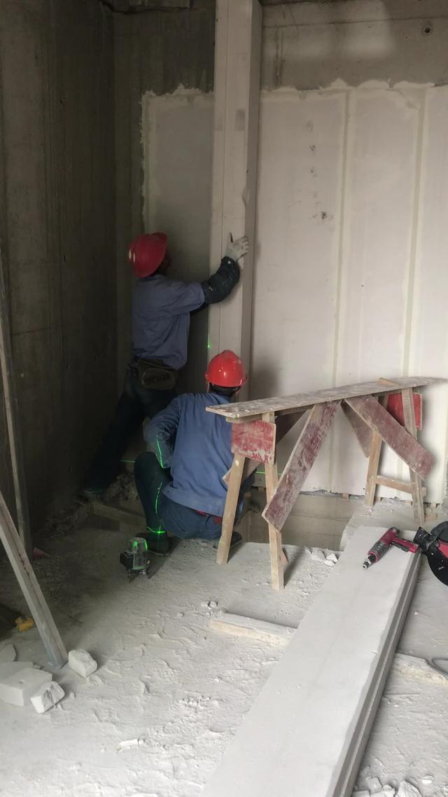 内墙抹灰施工工艺