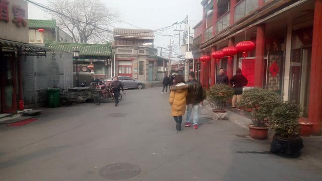 北京八大胡同現狀