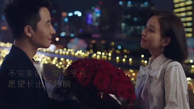完美关系:名场面来袭!卫哲玫瑰花浪漫求婚!江达琳直接霸气强吻