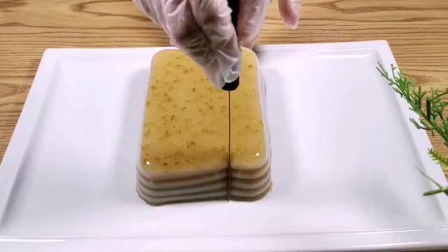 超簡單!一款美味的桂花椰汁千層馬蹄糕教程,都來學習一下吧