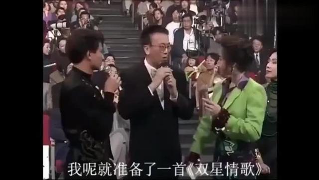 刘德华《似水流年》现场版,纪念梅艳芳,一开口就泪崩了