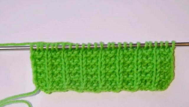 毛线编织方法图解大全