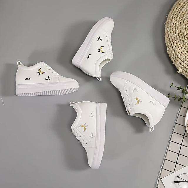 何金昌春夏季新款内增高鞋