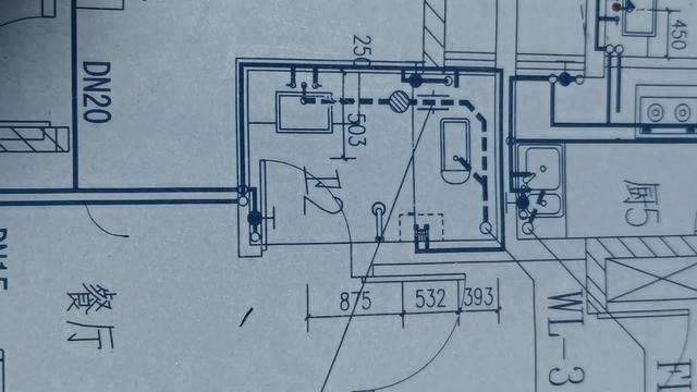 水电图纸图例