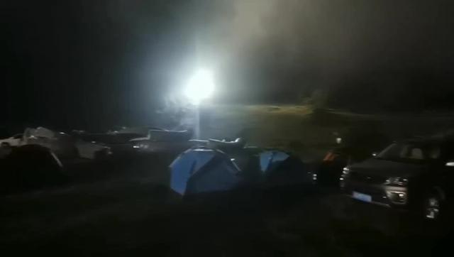 仙女山可以搭帐篷过夜吗