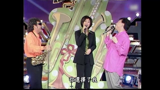 费玉清、叶倩文合唱《在乎》,好听到爆,错就可惜了_网易视频