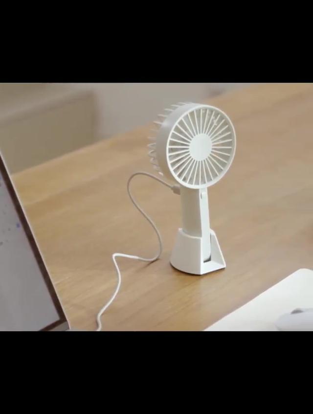 充电小风扇可以一边充电一边用吗?