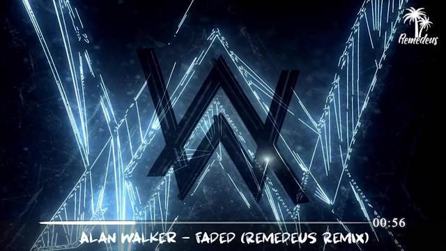 火遍世界英文金曲:艾伦沃克《Faded》2020版