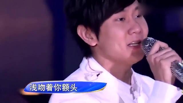 歌曲《一千年以后》演唱:林俊杰