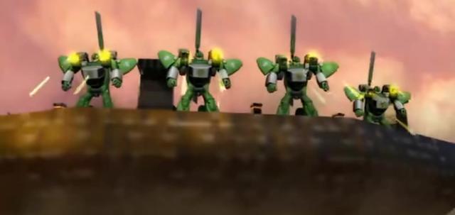 绿豹兽带兵进攻飞机场,直升机占尽空中优势,黑豹兽部队损失惨重