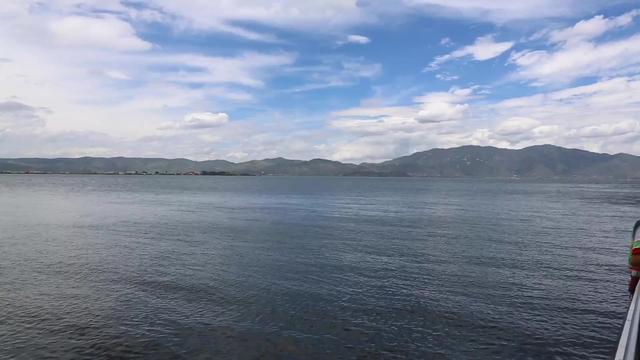 云南大理洱海旅游