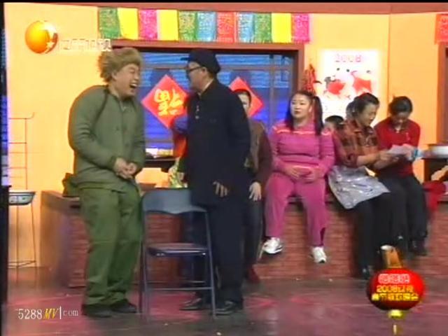 赵本山 程野10年前经典小品《过年了》,赵家班齐上... _头条视频