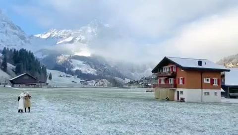 【瑞士】阿尔卑斯雪山神韵,旅游攻略 - 马蜂窝