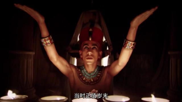 古埃及图坦卡蒙:众神之庙成为废墟,我用沙漠之火驱逐盗墓贼
