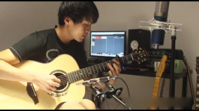 單單雙電吉他