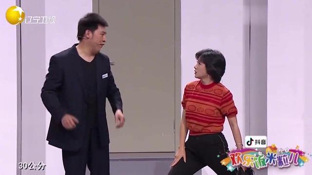 小品演员孙涛郭月