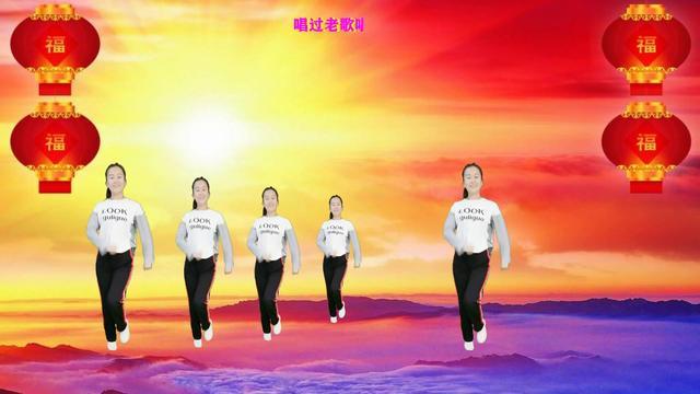鹤庆广场舞 (扇子舞大地飞歌)_广场舞视频在线观看 - 糖豆网
