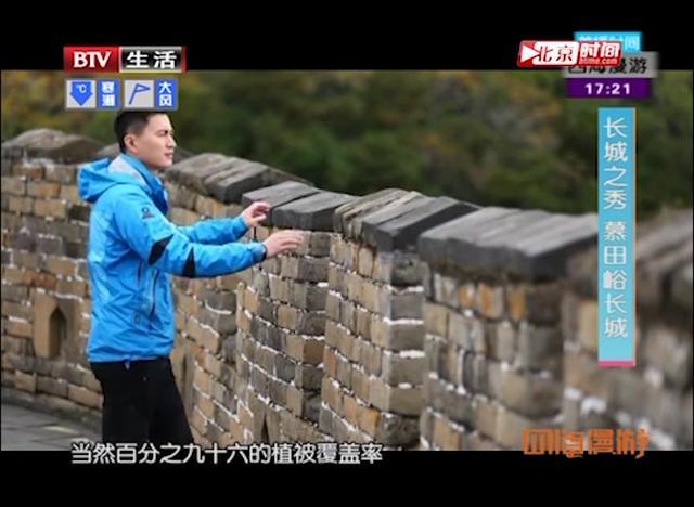 北京怀柔竟还藏着一个连着水的长城,人少景美简直是大片产生地