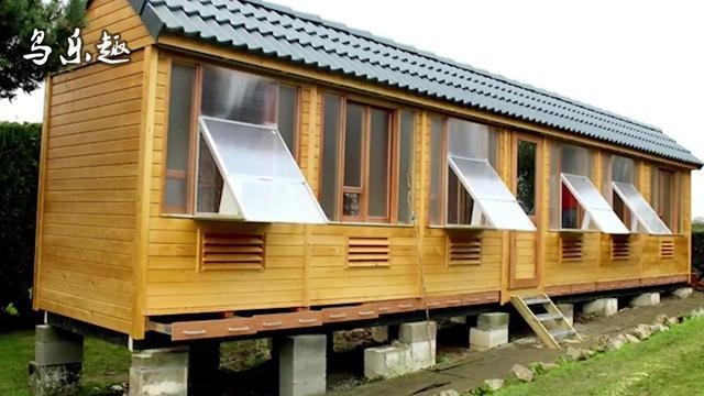 分享鸽舍内部结构设计建造