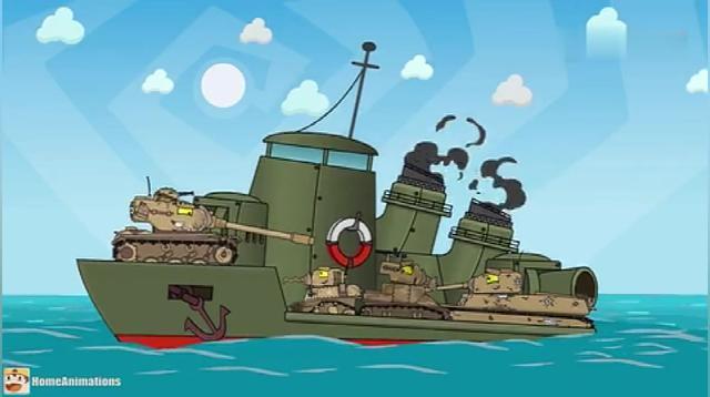 坦克世界:6分钟才见到核弹的厉害