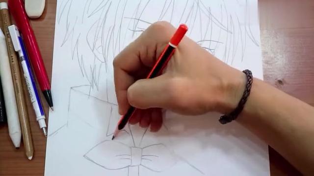 零基础漫画入门-12.男性发型的绘制诀窍 | 萌绘