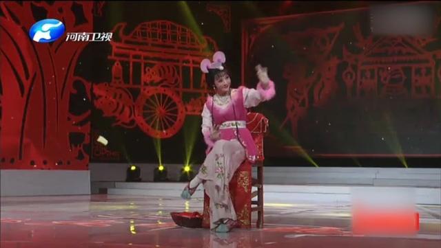 梨园春:刘艳丽老师展示曲剧《红娘》唱腔,名家唱腔就是好听