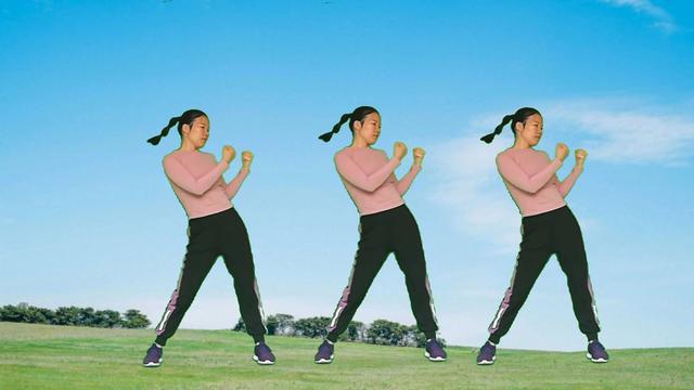 常练9个动作 瘦腰瘦腿瘦肚子