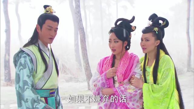 活佛济公:绿姬俩人被贾明所救,不料章鱼太笨了,竟差点气死绿姬