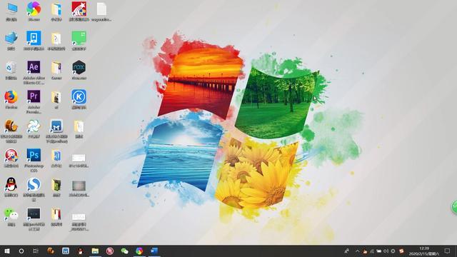电脑曲屏显示器