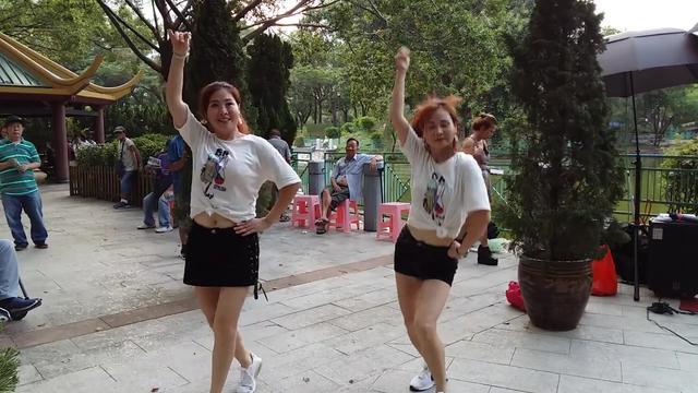 舞蹈,广场舞
